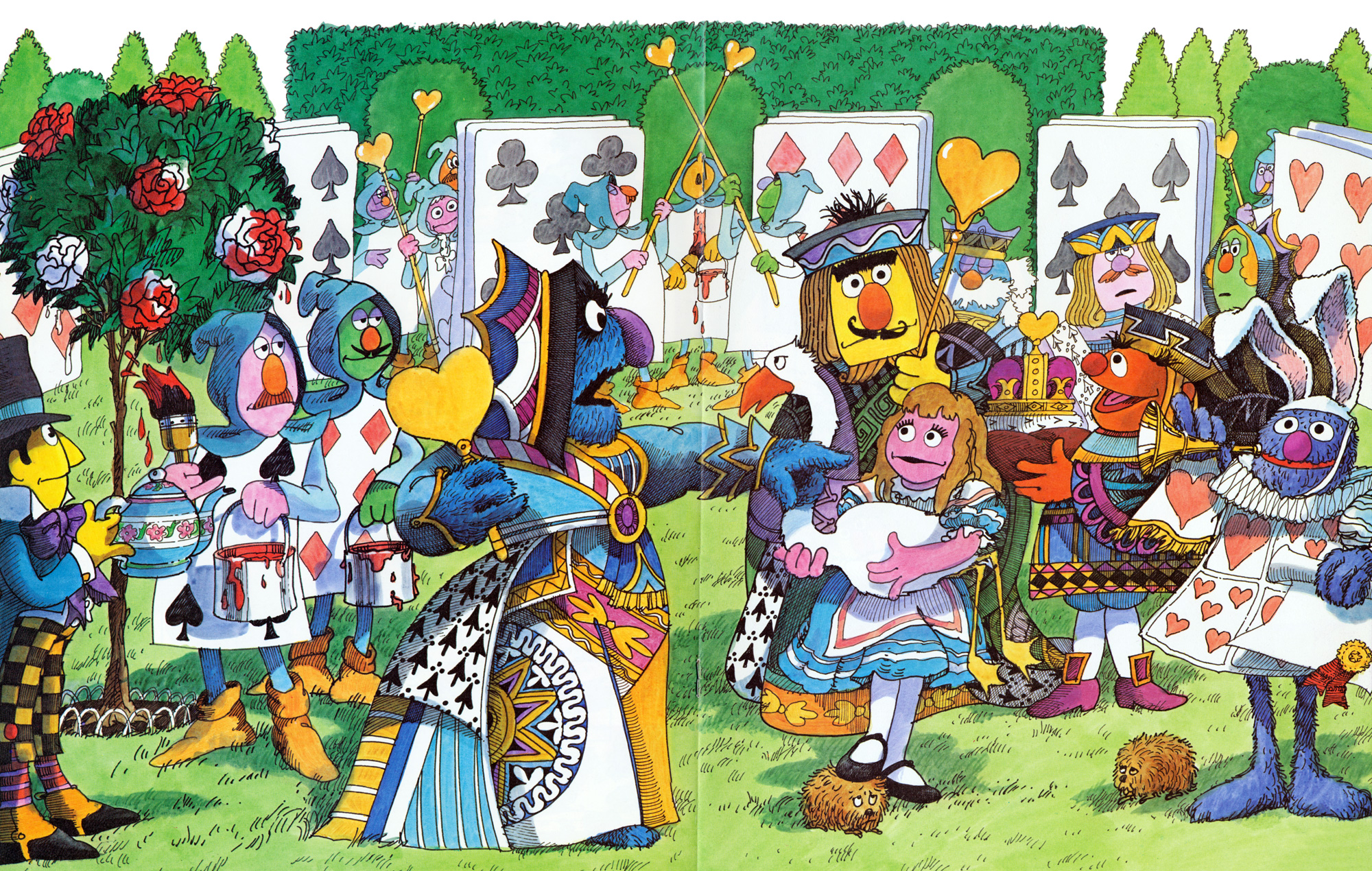 Alice In Wonderland Muppet Wiki Fandom Powered By Wikia