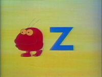 Cartoon-eat a Z