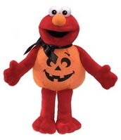 Elmo halloween beanbags