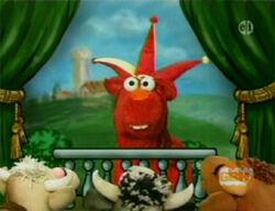 Ewhorse-jester
