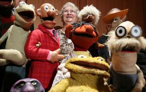 Jane henson muppets and mechanisms