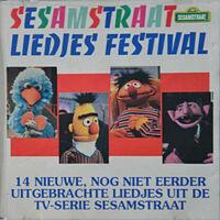 Sesamstraat Liedjes Festival