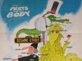 Sesame Street posters
