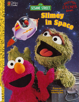 Slimey in Space 01