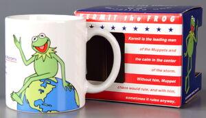 Sony creative products japan kermit mug