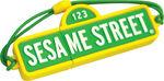 Street-sign USB