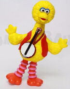 Applause 1992 big bird banjo pvc