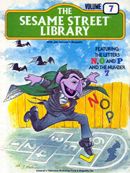 The Sesame Street Library Volume 7