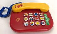 Comfy 1999 real telephone elmo 3
