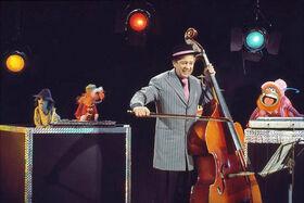 Don Knotts Muppet Show bass