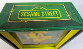 Gorham big bird wind-up dancing box 2