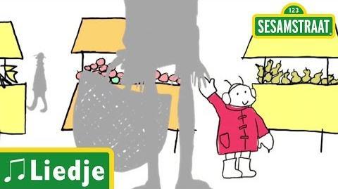 Op de markt - Sesamstraat