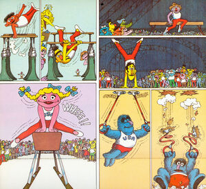 Sesame-olympics