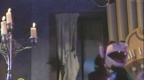 Sesame Street Batty Bat