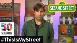 Sesame Street Memory Jason Schwartzman