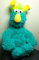 Sesame place 2008 honker plush