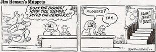 The Muppets comic strip 1982-02-08