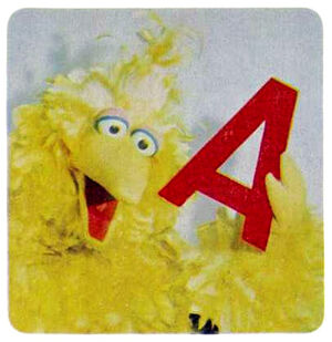 The Sound of the Letter A