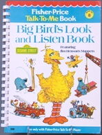 Big Bird's Look and Listen Book