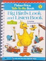 Big Bird's Look and Listen Book