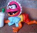 Muppet Babies PVC figures (Comics Spain)