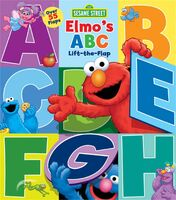 Elmo's ABC Lift-the-Flap