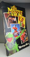 Hestair 1977 muppet show cuttings book 1