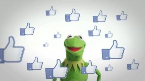 Kermit the Frog Facebook Fan-A-Thon Promotional Video