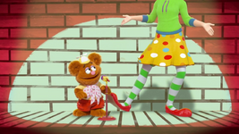 MuppetBabies-(2018)-MrManny-ClownNanny