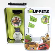 Mzb the muppets lcd watch case changes color 1