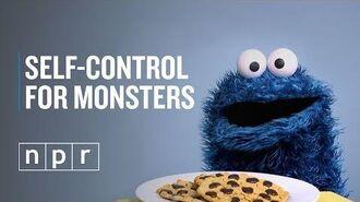 NPR Life Kit Cookie Monster Practices Self-Regulation