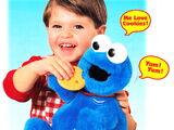 Yum Yum Cookie Monster