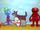 Elmo's World: Dog Walkers