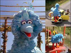 BlueBigBird