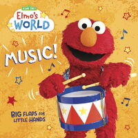 Elmo world music book