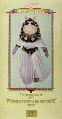 Famous Femmes du Histoire Cleopatra 01 box