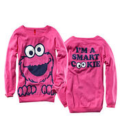 H&M-Women'sKnitCookieSweatshirt-(2010)