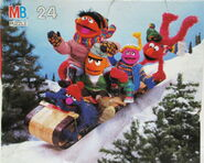 MB1992Sledding24pcs