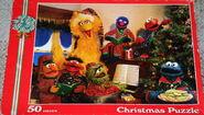 Milton bradley christmas puzzle