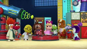 MuppetBabies-(2018)-WithRowlfBunsenAndBeaker
