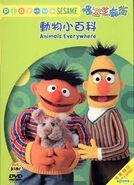 PWMS Animals HK DVD
