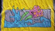 Ra briggs towel kermit 3
