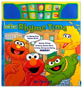 Rhyme time book 2011