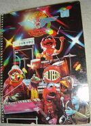 Stuart hall 1978 notebook electric mayhem
