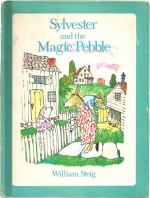 Sylvester and the Magic Pebble early edition