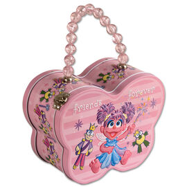 Abby friends forever tin purse