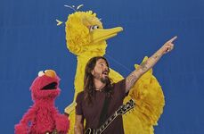 Dave Grohl 2 - Sesame50