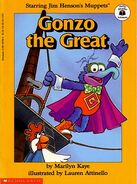 Gonzo the Great (book)