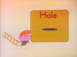 Hisforhole