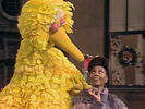 Leslie Uggams and Big Bird Special Sesame Xmas